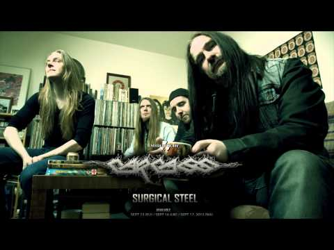 CARCASS - Captive Bolt Pistol (OFFICIAL TRACK)