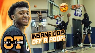 Kyree Walker CHEATS In The Overtime Challenge! BULLIES LARRY & Calls Out Paige Bueckers 😈