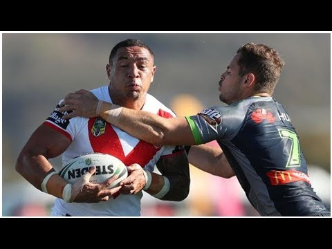 All Blacks squad: Tyson Frizell's brother a shock selection