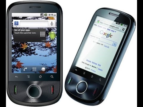 МногоГерц. Видеообзор смартфона Huawei Ideos U8150
