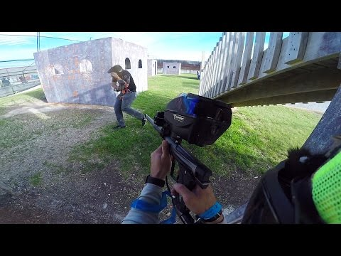 Paintballing with Subscribers