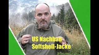Was kann die US Softshell Jacke Gen.III