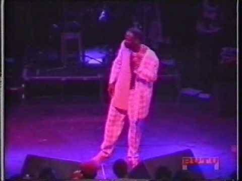 LEROY SIBBLES - PARTY TIME live 1993