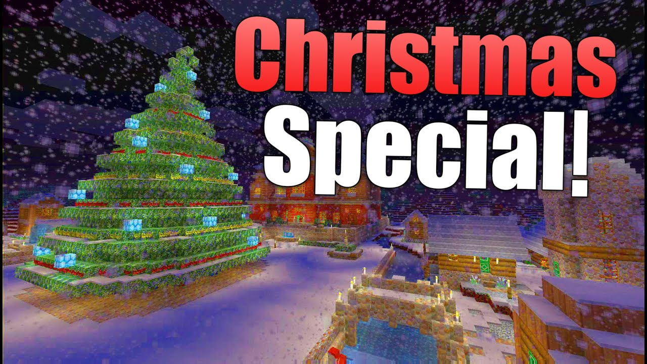 Christmas Special! Funny Moments, Festive Map, Adventuring