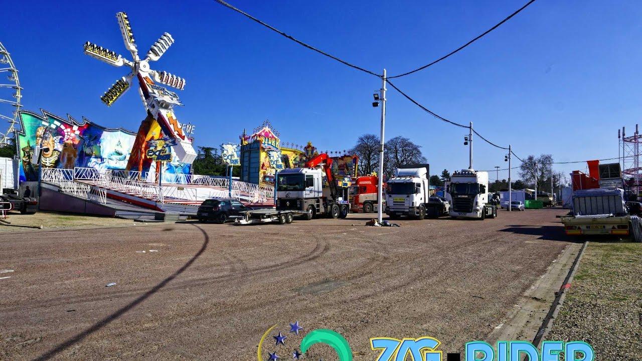 Montage de la foire du tr ne 2017 en vid o youtube for Foire du trone en transport