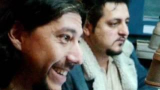 Nacho Prado, Daniel Campos y Facundo Toro con Rony Vargas Parte 2