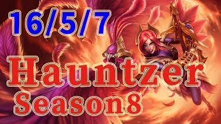 TSM Hauntzer Quinn TOP vs Tryndamere Patch 8.7