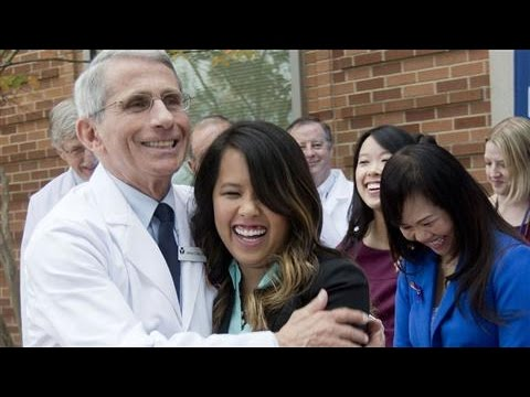 Dallas Nurse Nina Pham Declared Ebola Free