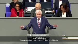 Bundestag: Maaßen-Äußerungen im Zentrum der Debatte um Etat des Innenministers
