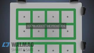 Mastermill - elektro-permanentní magnetický upínač pro frézování | WALMAG thumbnail