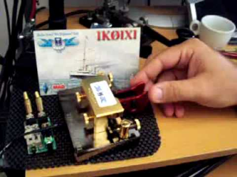 High Speed Telegraphy (QRQ) with Begali Magnetic & Picokeyer by IK0IXI