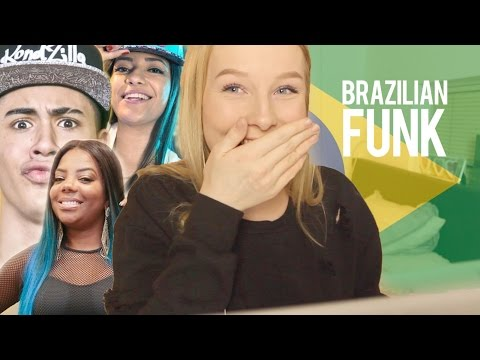 REACTION TO BRAZILIAN : FUNK ♡