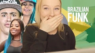 Baixar REACTION TO BRAZILIAN MUSIC: FUNK ♡