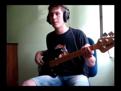 Eminem - Lose Yourself [Bass Cover]