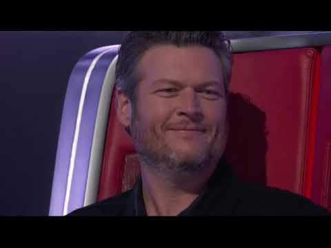 Reid Umstattd  - Take Me to the Pilot - The Voice Blind Audition