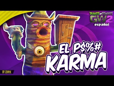 ¡¡2 TIROS LETALES CON EL ZEN CACTUS DEL OESTE, EL P$%# KARMA ATACA!!