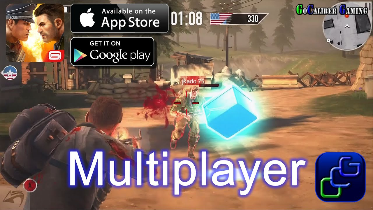 Download Brothers In Arms 3: Sons of War iOS Walkthrough - NEW Update: Multiplayer Gameplay