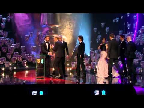 The Theory of Everything Wins Outstanding British Film - Acceptance Speech Winner Bafta Awards 2015