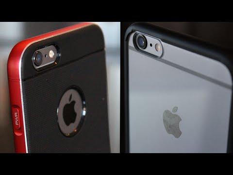 Best Spigen Cases for iPhone 6 Plus [Neo Hybrid/Air Cushion]