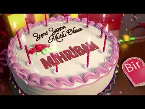 İyi ki doğdun MİHRİBAN - İsme Özel Doğum Günü Şarkısı