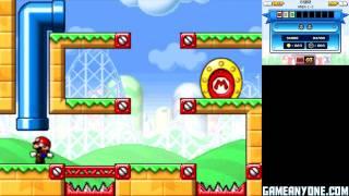 Mario Vs. Donkey Kong: Mini-land Mayhem! Walkthrough - Part 1: Area 1[1 of 2]