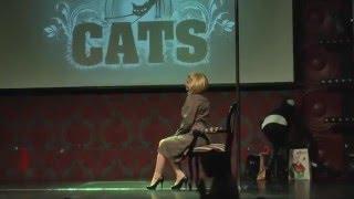 Никитина Валя - ученица студии CATS