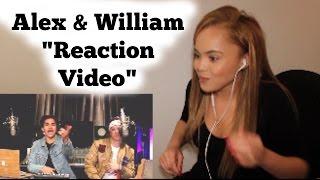 "Black Beatles, Confessions, & No Problem | Alex Aiono AND William Singe Mashup ""Reaction Video"""