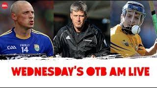 LIVE: OTB AM | Ronan O'Gara, Kieran Donaghy, Podge Collins