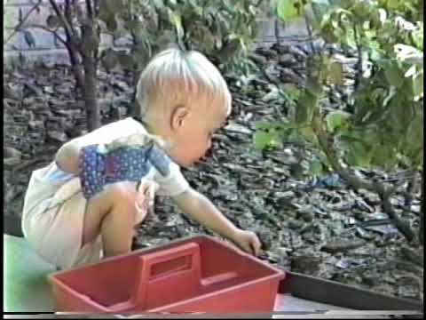 1988: Weeding the Rose Garden
