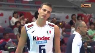 El mejor setter de voleibol - Simone Giannelli