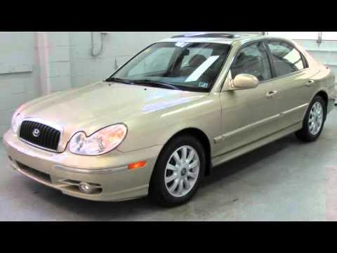 2002 Hyundai Sonata Ellwood City PA Duration: 1:00. Total Views: 427.  Rating: 0 / 5 Based On 0 Reviews
