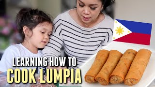 Learning How to Cook Filipino Food! - itsjudyslife