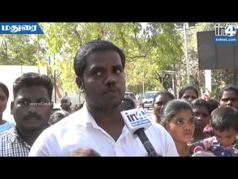 The businessman was accused of land grabbing in Madurai | In4net