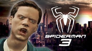 Spiderman 3 but it's just a mess...