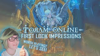 Toram Online - First Look Impressions!
