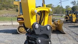 2008 Komatsu PC138US LC-8 Hydraulic Excavator: Walk-Around inspection Video 1 of 3