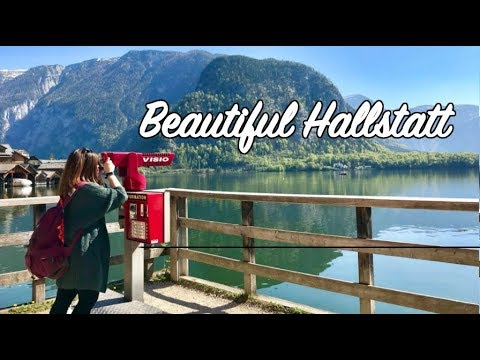 HALLSTATT IN ONE DAY! || Austria Travel Guide by Joann Perez ft Kimmy #Vlog5