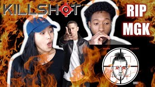 EMINEM - KILLSHOT (MGK DISS) | REACTION