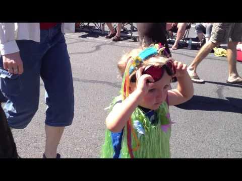July 4th Ashland Oregon Parade 2014 Revised