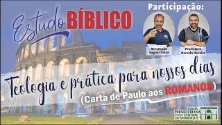 Estudo Bíblico | QUEM ESCOLHE É DEUS | 14/10/2020