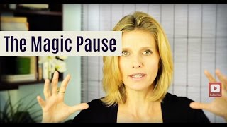The Magic Pause: How to Not Regret What You Said