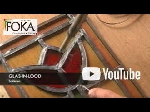 Foka Glas In Lood.Foka Glas In Lood Doe Het Zelf Complete Instructie