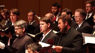 Pacific Baroque Orchestra Highlights