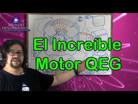 El Increíble Motor QEG