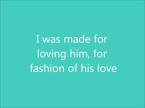 Lady Gaga - Fashion of His Love (Lyrics)