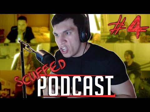 Scuffed Podcast Episode 4 - Summit, Destiny, Pokimane, Asmongold and more!