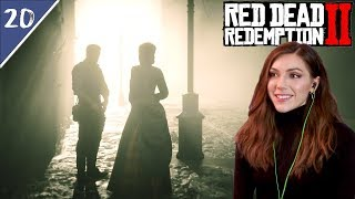 Past Lovers, A Man of Honor & Saint Denis   Red Dead Redemption 2 Pt. 20   Marz Plays