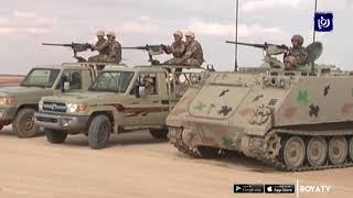 المنطقة العسكرية الشمالية تحبط محاولة تسلل وتهريب حبوب مخدرة (23/1/2020)