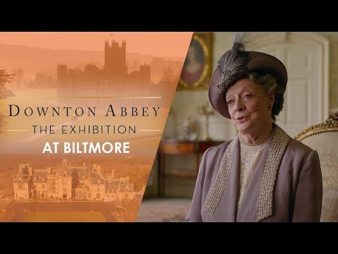 Downton Abbey: The Exhibition, At Biltmore In Asheville | North Carolina Weekend | UNC-TV