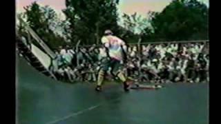 Wind, Waves & Wheels Pro Skate Demo 1988 part 2